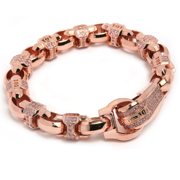 VandR Holdings Caterpillar bracelet