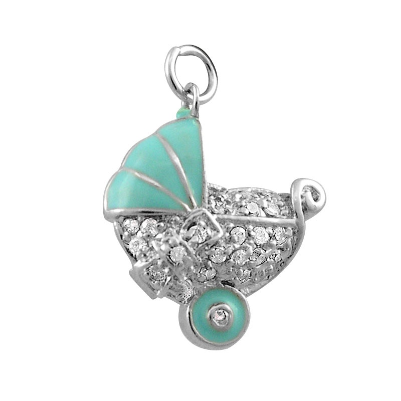 M.Y. International carriage charm