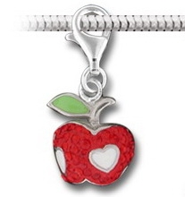 Royi Sal apple charm