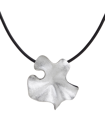 The Breeze for Jewelry Innovations silver necklace