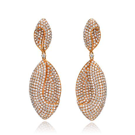 Le Vian diamond earrings