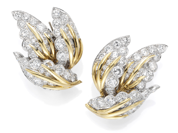 Van Cleef & Arpels vintage earrings