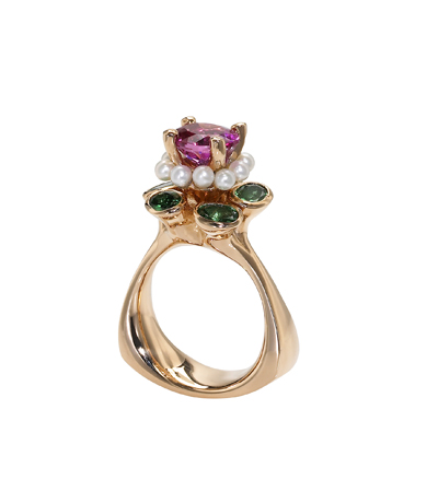 Ring by Caesar Azzam of Caesar's Designs
