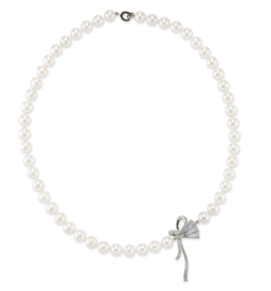 Ivanka Trump Belle Epoque pearl necklace