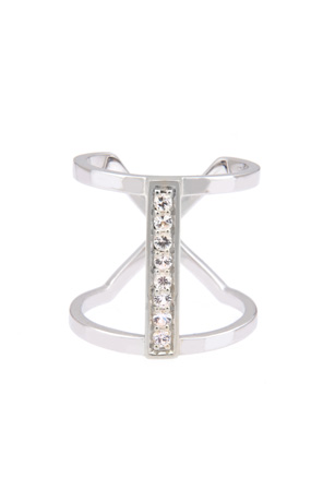 Kara Ross bar ring