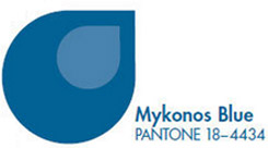 Mykonos Blue Pantone Fall 2013