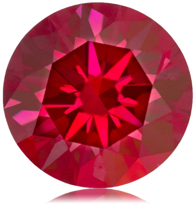 Suncrest Diamonds loose red diamond