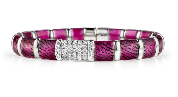 Henderson Collection pink Firenze bracelet