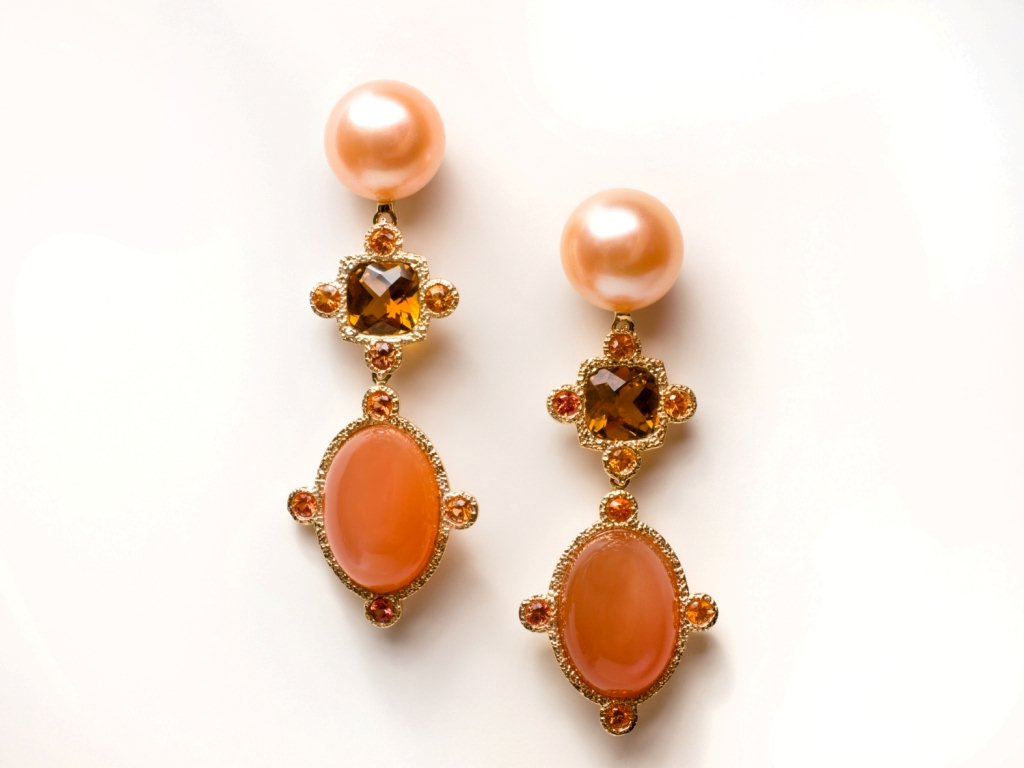 Deborah McLaughlin earrings
