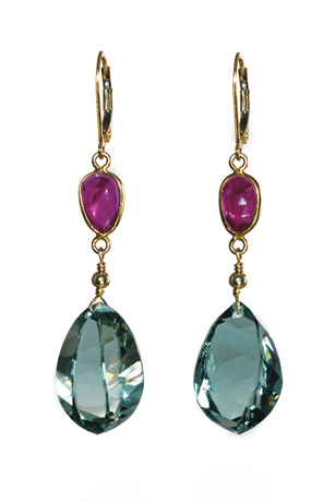Melinda Lawton earrings
