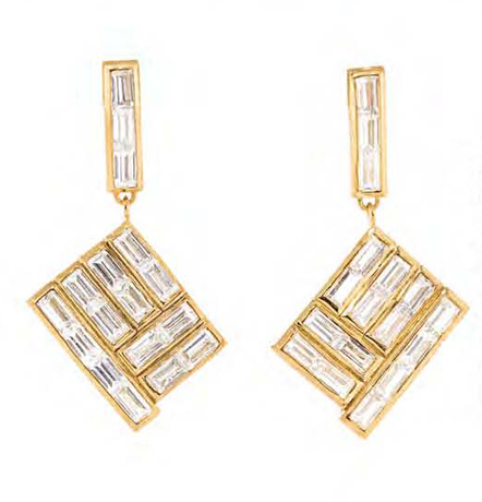 Melinda Maria earrings