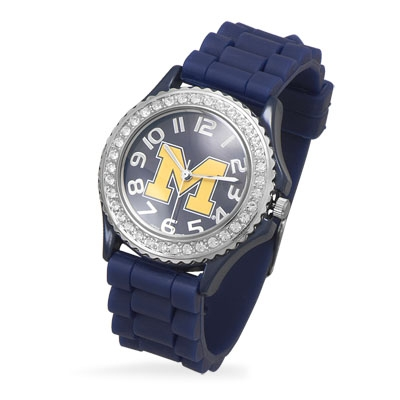 Silver Stars Collection University of Michigan watch