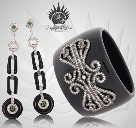 Angelique de Paris Art Deco collection