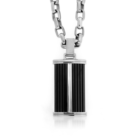 Edward Mirell titanium necklace