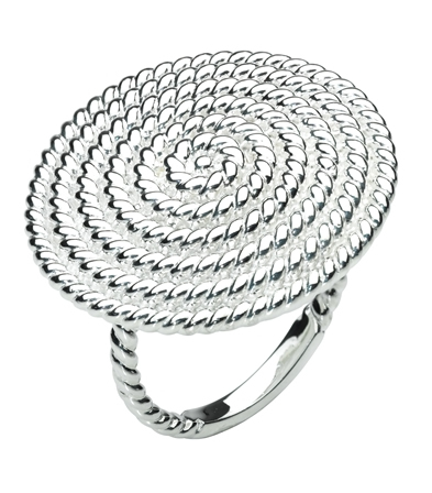 Kit Heath Ravelled Rope ring