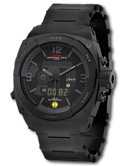 MTM Special Ops Watch RAD timepiece