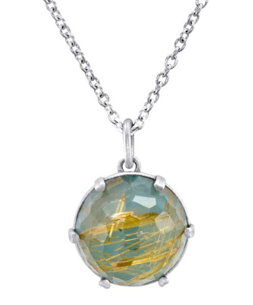 Lisa Nik Golden Sky pendant