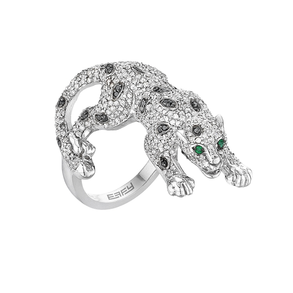 Effy Signature panther ring