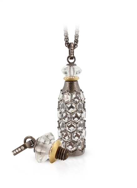 S&R Designs bottle pendant