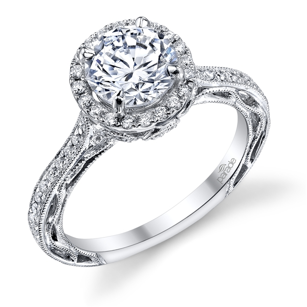 Parade Designs Lyria engagement ring