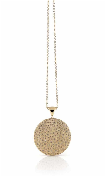 Garavelli Dune collection diamond pendant
