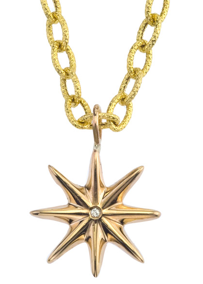 What's Your Sign? Baby Starz necklace