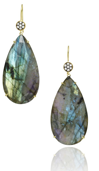 Lauren K labradorite Rani earrings