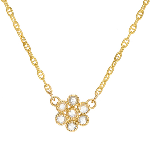 Lauren Sigman Water Lily necklace