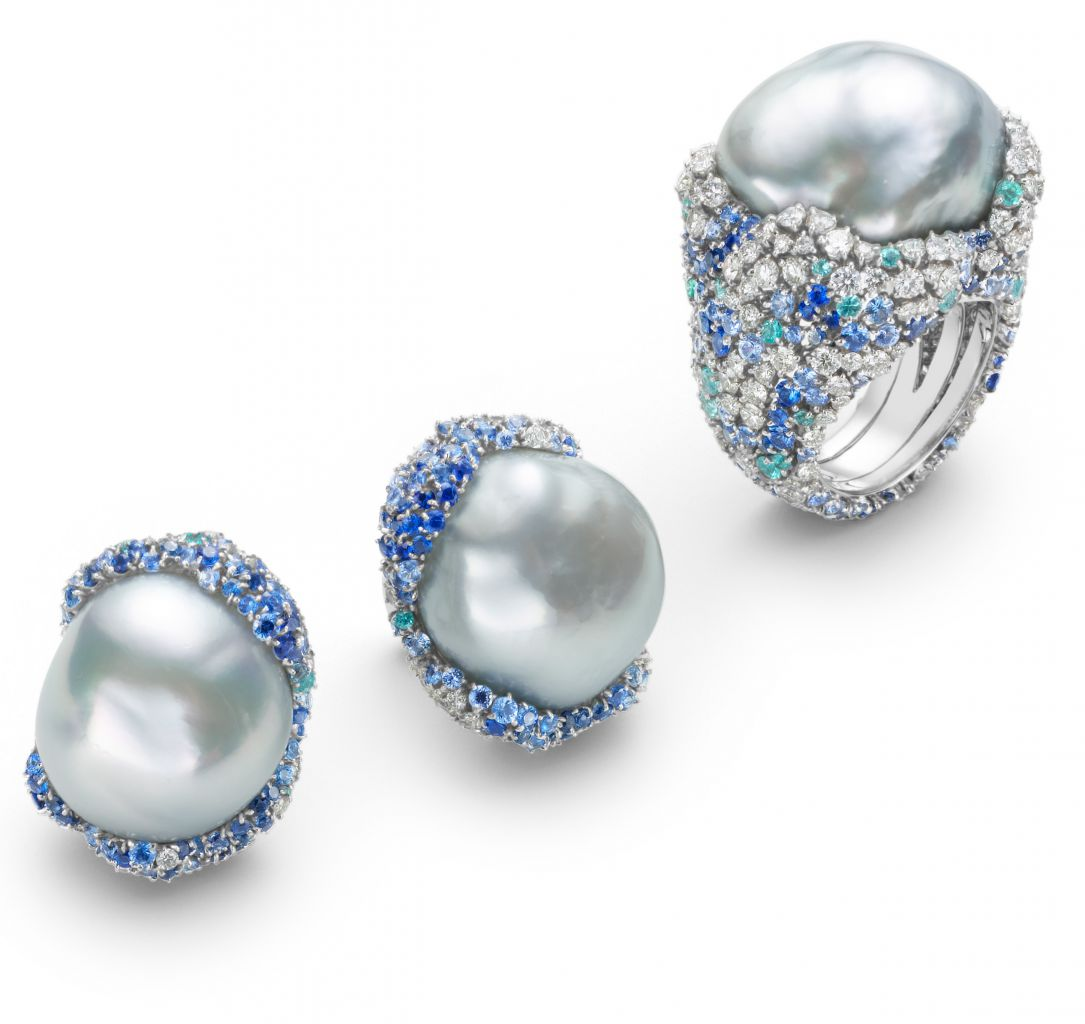 Mikimoto Four Seasons collection - Winter