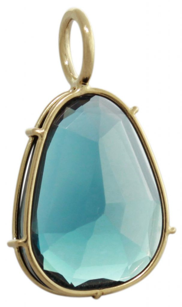 Heather Moore London blue topaz Harriet Stone