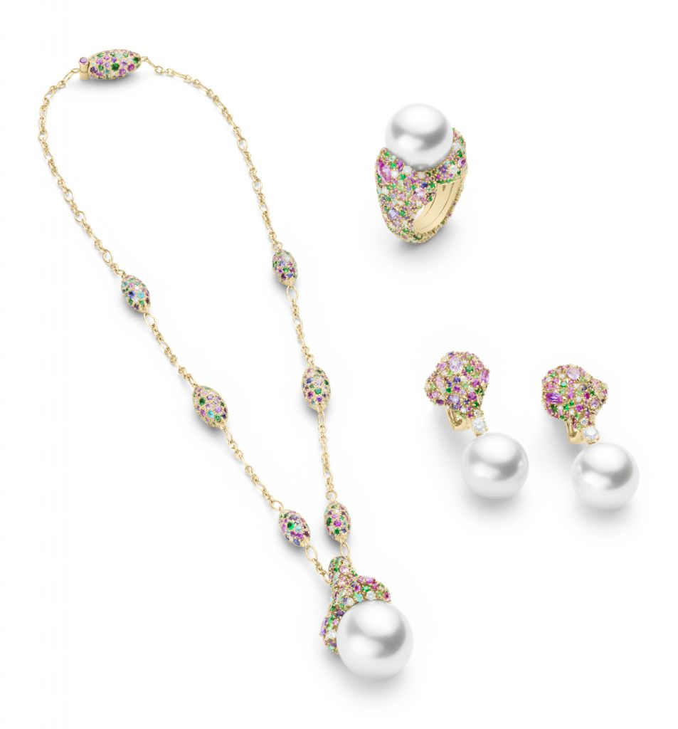 Mikimoto Four Seasons Spring