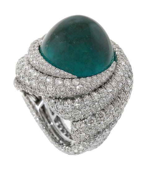 James Currens Best of Show 2014 AGTA Spectrum Awards
