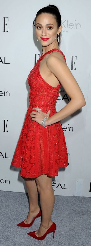 Emmy Rossum, ELLE Women in Hollywood