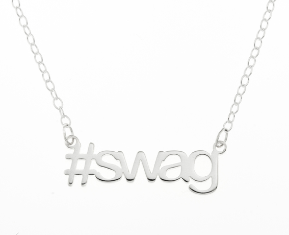 Optima jewelry #swag necklace in silver