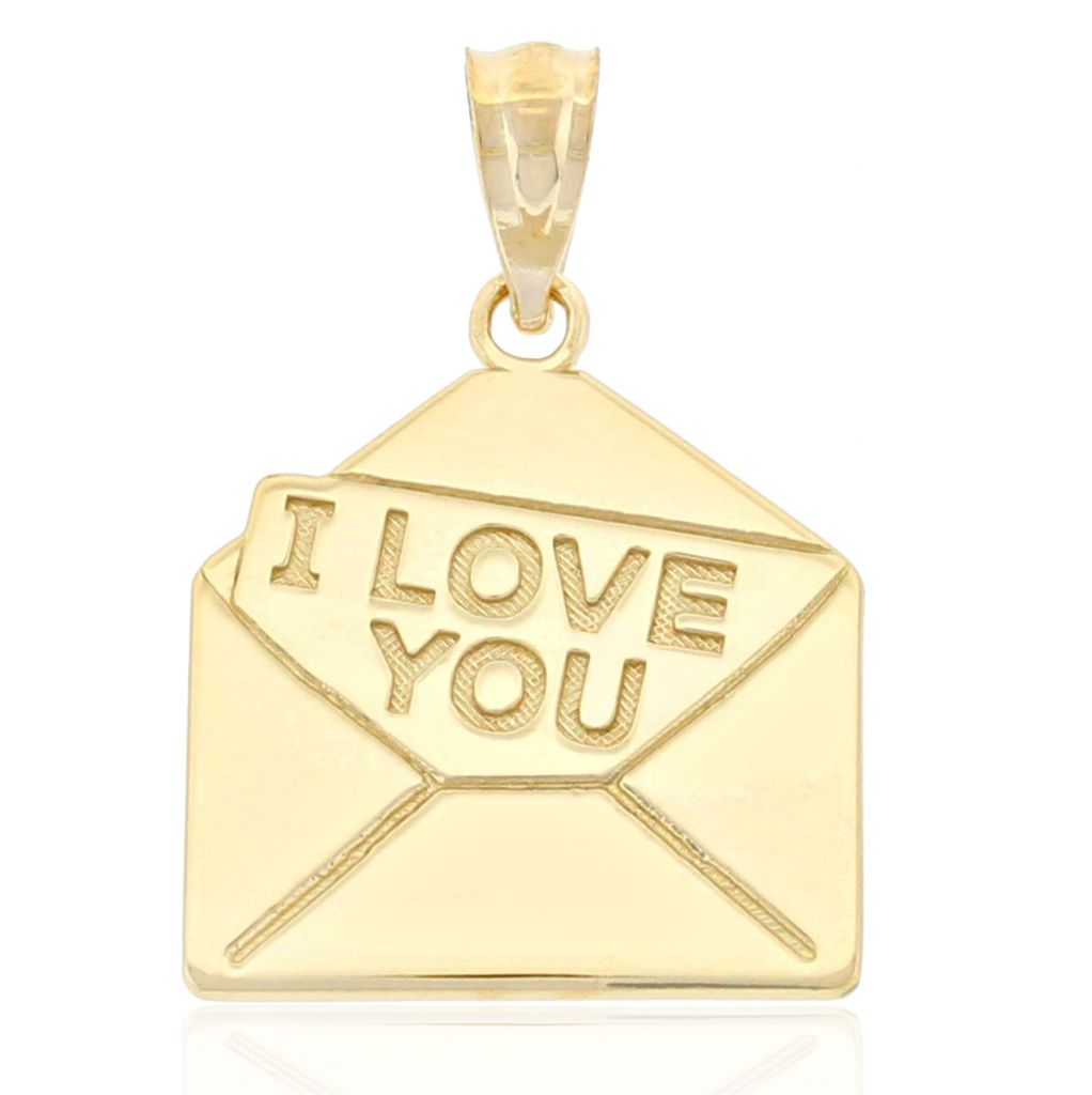 Charm America Love Letter charm