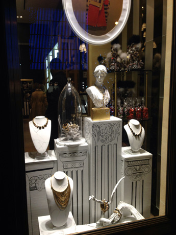 Henri Bendel on Fifth Ave. between 55th and 56th Streets