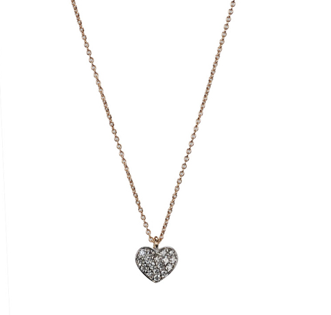 Kismet by Milka diamond and gold pendant necklace