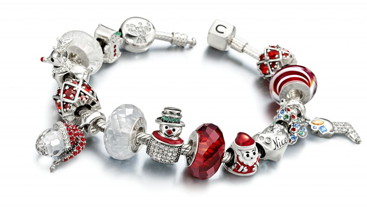 Chamilia holiday 2013 bead bracelet