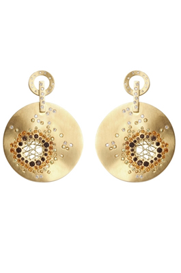 Nada G Bubble earrings
