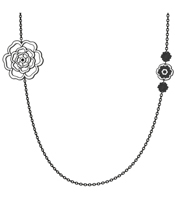 Rebecca Passion collection necklace