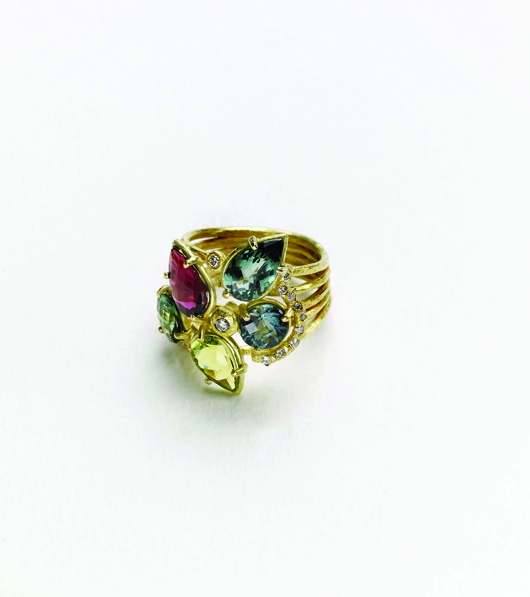 Tourmaline Ring from Julieli