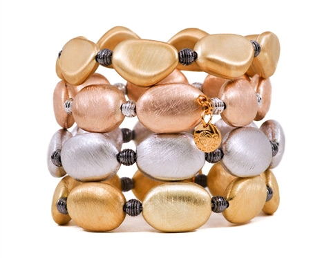 Dolceoro Sara collection bracelets