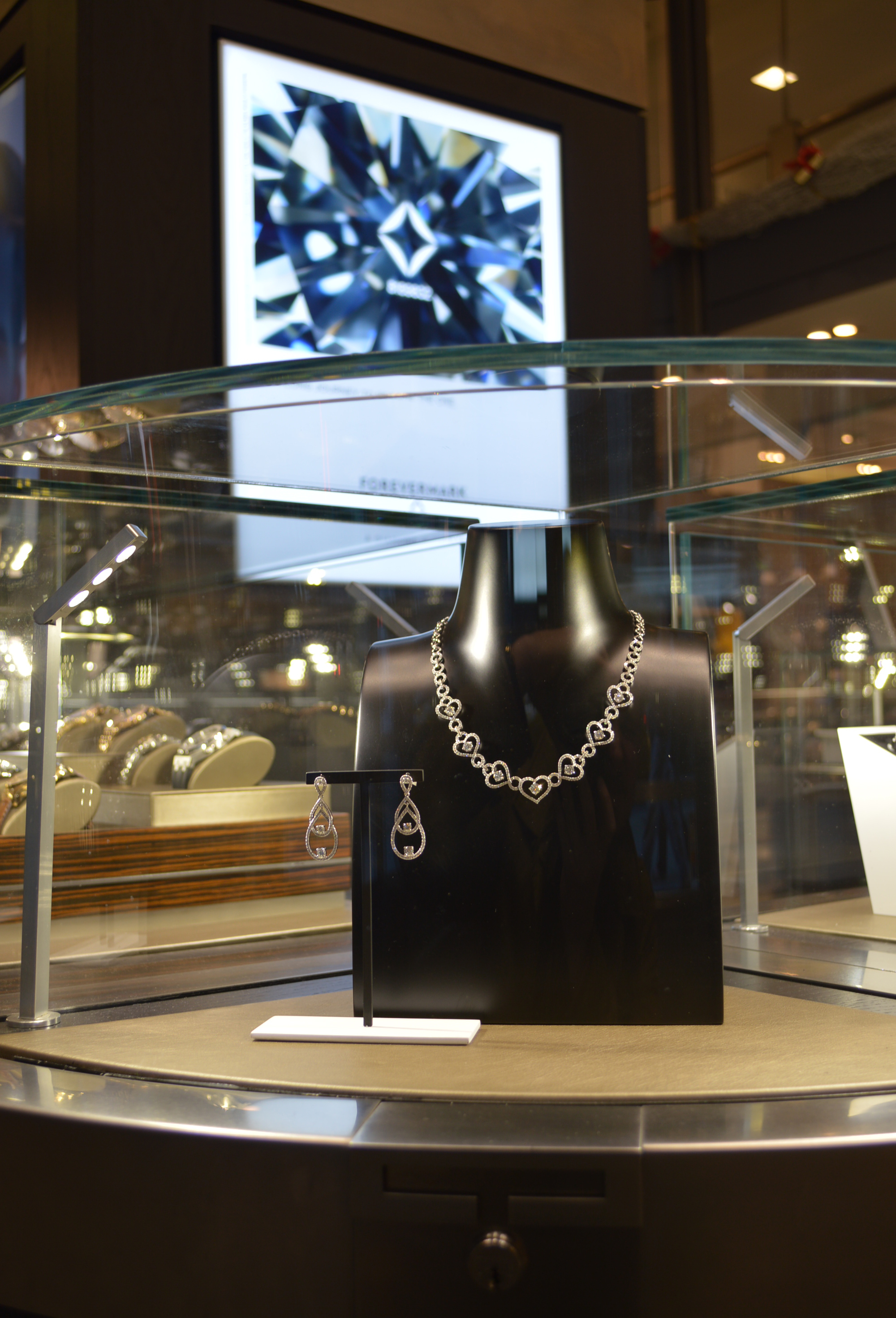 Forevermark Now Being Sold at Tourneau - JCK