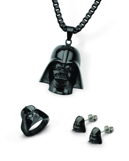 Star Wars licensed jewelry from SalesOne International