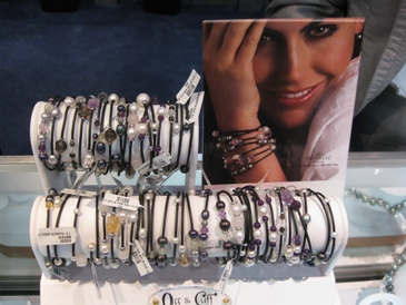Imperial Pearl's Off the Cuff bracelets.