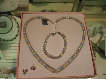 Honora pearls for little girls.