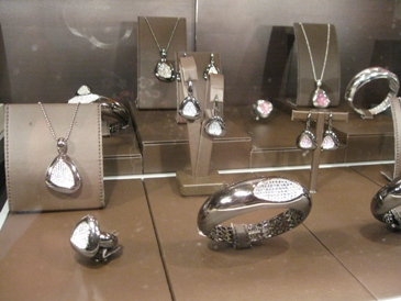 Roberto Coin's new Capriplus line of silver jewelry.