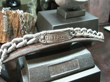Sterling bracelet from Scott Kay.