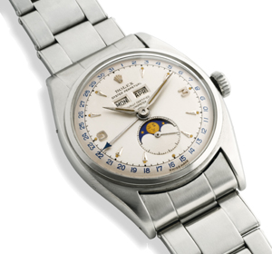 1953 stainless steel Rolex Oyster Perpetual