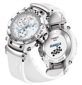 The Tissot T-Race Danica Patrick watch